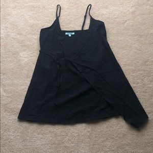 Dresses & Skirts - NEVER WORN Black Wrap Dress